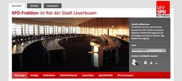 SPD faction in Leverkusen City Council
