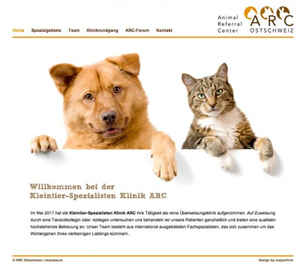 Animal Referral Center - Herisau