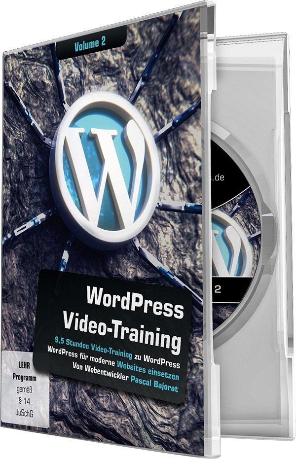 WordPress-Video-Training - Vol. 2